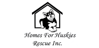 Homes For Huskies Rescue Inc.